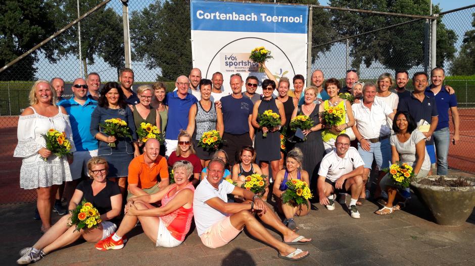 Finalisten Cortenbachtoernooi 2018